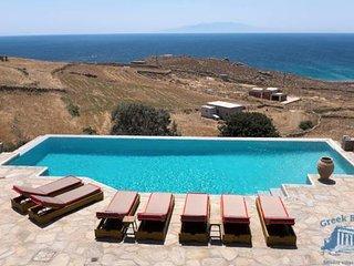 Villa in Mykonos : Ano Mera Area Villa Yanni, Kalafatis