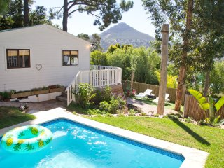 Forest Cottage, beautiful moutain cottage in Hout Bay close to beach