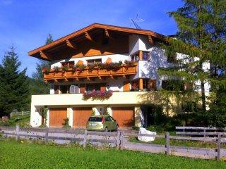 App. Röthenspitze im Ferienhaus Padrins, Obernberg am Brenner