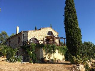 Villa Sofia, Skinaria