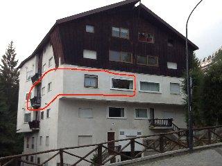 Appartamento a 10 mt partenza seggiovia Clotes