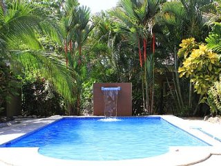 Carmelita Villas, 4 Boutique Style Villa Rentals provides 8 Bedrooms and 5 baths, Jaco