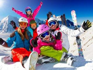 Winter Sports Retreat in Maria Alms Austria for 4
