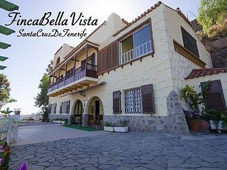 Room n° 1 'Bella Vista' FincaBellaVista-