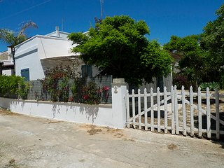 191 House at 100 m. from the Sea in Torre San Giovanni