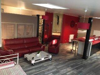 Loft moderne au cœur du chablisien, Maligny