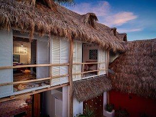 MANDALA ROOM - habitación privada en Casa Love Sayulita.