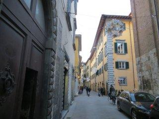 La 'Piccionaia' nel quartiere di  San Francesco nel cuore del centro storico