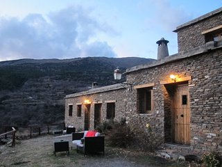 Charming rural apartment in Alpujarra, Trevélez