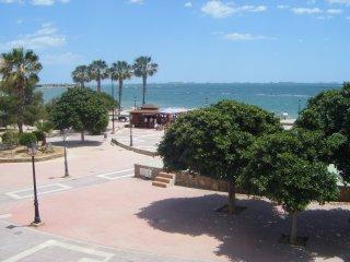 Apartamento vistas al mar Marina muy coqueto.