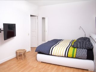 Modern, cosy Prenzlauer Berg studio with balcony
