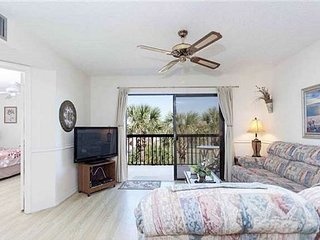 Ocean Village Club E-35, Two Bedroom, 2 Bath, Upgraded, Pool View, Saint Augustine