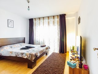Accommodation with Balcony Near City Center