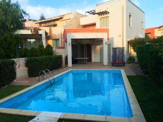 3b Pool Villa - Plus Sea Beach, Agios Tychon