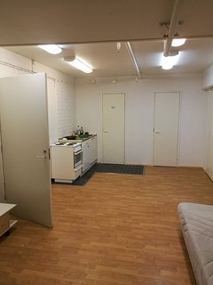 8 rooms on a second floor of industrial building., Lahti
