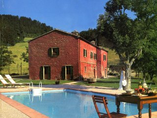 I Vanzetti Villa -  First Floor, Tredozio