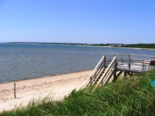 Beautiful Beachfront Home on Lewis Bay!, West Yarmouth