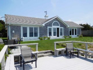 Beautiful Beachfront Home on Lewis Bay!