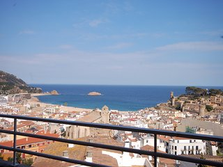 APARTMENT SEA VIEWS-2 in TOSSA DE MAR