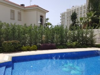 5b Delux Pool Seafront Villa - St. Raphael Beach