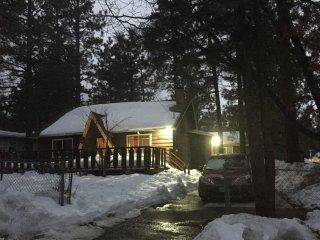 Acosta Cozy Cabin - 4 Bd Big Bear