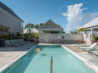 A two bedroom rooftop condo in the heart of Old Town Key West