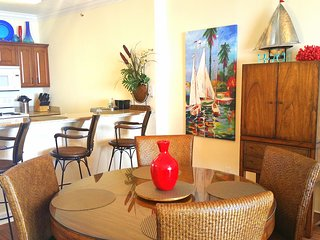 NEW LISTING!   SEA is Calling. Answer!   Sumptious 2BR Ocean Side Condo, Panama City Beach