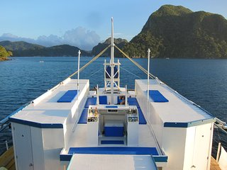 Palawan Secret Cruise - Floating Hotel