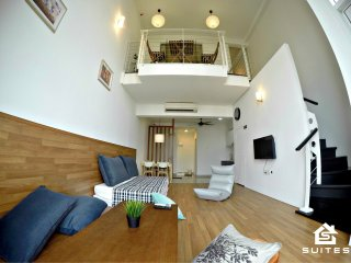 S Suites | Modern Japanese Duplex Suite