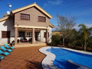 Luxury villa with heated pool Alh.el Grande MALAGA, Alhaurin el Grande