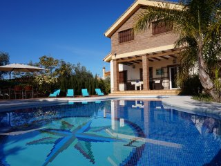 Luxury villa with heated pool Alh.el Grande MALAGA, Alhaurín el Grande