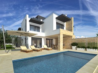 Exclusive villa Anita - 4 bedrooms - private pool - 8p