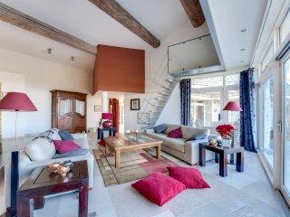 Fantastic modern villa in the heart of Luberon, Saint-Pantaleon