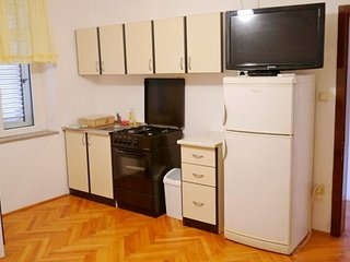 Metajna VI One bedroom apartment 7 with balcony 4p