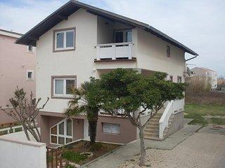 Vipotnik Nin - Two bedroom apartment with balcony - 6 p