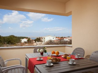 Rosulja I, two bedroom apartment 1 with balcony 4p