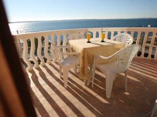 Sea View Nina - One bedroom apt 5 with balcony -3p