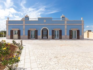7 bedroom Villa in Ruffano, Apulia, Italy : ref 5248123