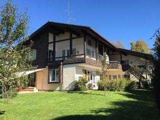 Geräumige Ferienvilla im Chiemgau