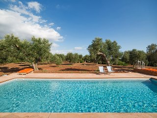 288 Luxury Villa with Pool in Ugento Gallipoli