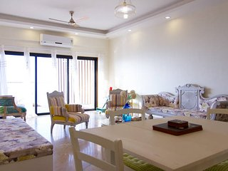 2BHK SEA VIEW APT - A 102, Dona Paula
