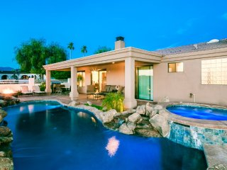 Best View in Havasu! Luxury Home with Pool & Spa