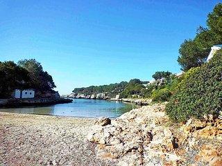 Villa 1.3 km from the center of Ciutadella de Menorca with Terrace, Garden