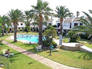 """Villa a short walk away (116 m) from the """"Playa de les Marines"""" in Dénia with"""