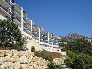 Apartment in Altea with Internet, Air conditioning, Lift, Parking (106297)