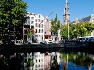 KGrachtHome: Canalview Apartment central Amsterdam