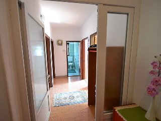 Apartment in the center of Banjol with Air conditioning, Parking, Terrace