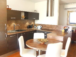 Apartment 1 km from the center of Cagnes-sur-Mer with Internet, Air