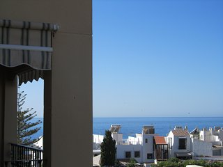 Penthouse apartment in Nerja, 3 bedrooms, private roof terrace