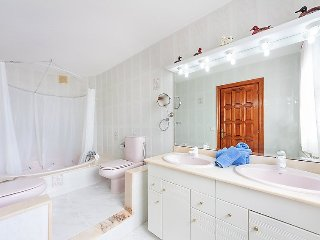 Villa in Calonge with Parking, Terrace, Garden, Washing machine (254145)